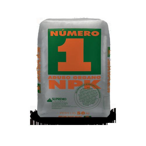 Adubo Organomineral NPK Nº1